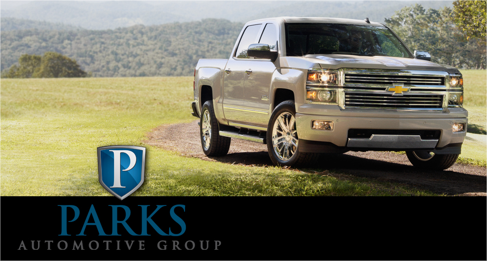 Parks Automotive Group<p>TV Production &#038; Placement, Digital &#038; Creative