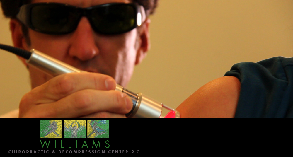Williams Chiropractic<p>TV Production &#038; Placement, Branding &#038; Creative